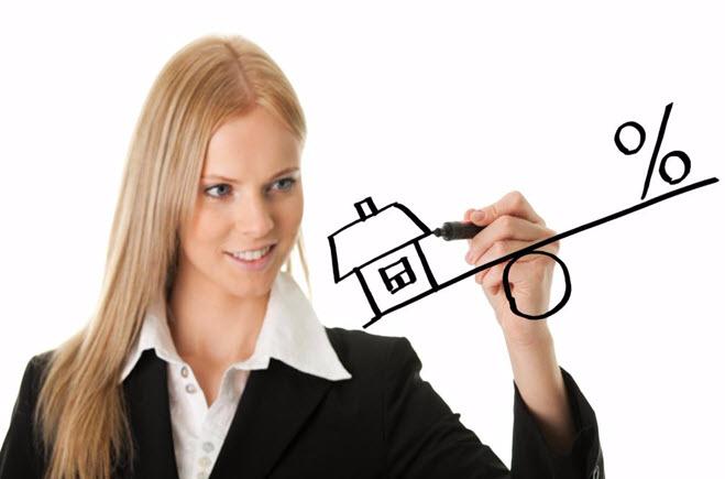 Bankene har god margin på boliglånsrenten