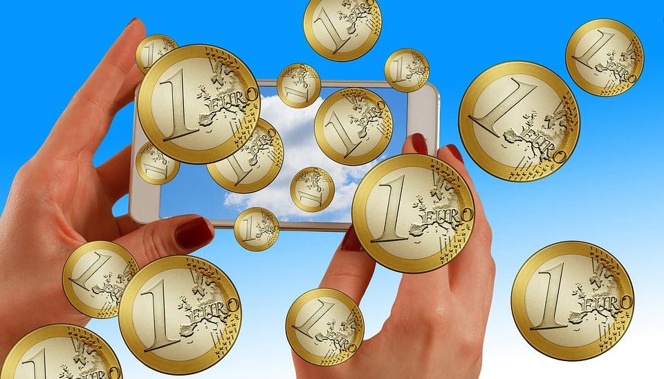 Tjene penger online